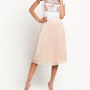 TFNC | Pleated Skirt